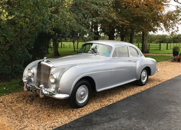 1955 Bentley R-type Continental Fastback Sports