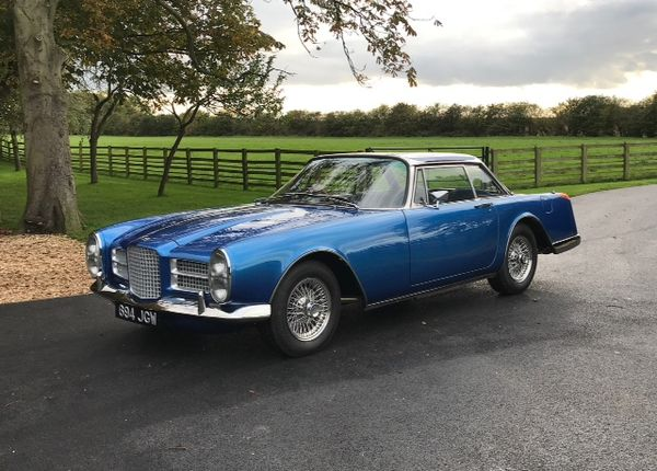 1962 Facel Vega II Coupe